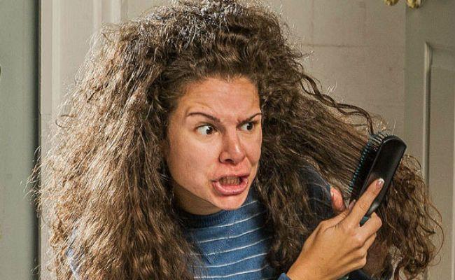 daphna curly hair
