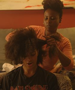 "Blackandsexytv Spills About the ""Panty Dropper"" Natural Hair Scene"