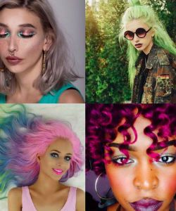 12 Instagrammers Who Rock Rainbow Hair So Well