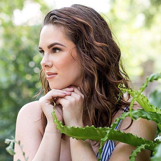 Profile photography of Grace L. Hathaway by Brio Photography