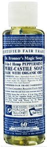 4 Castile Soaps that Actually Work Really Well as Shampoo