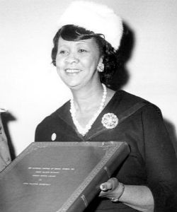 Naturals Who Made History: Dorothy Irene Height