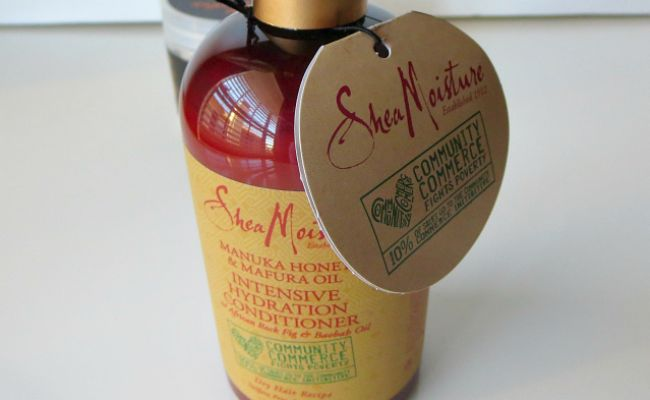 sheamoisture organic line