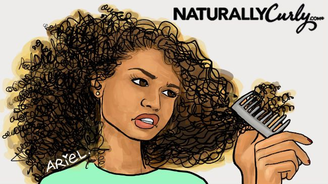 The abcs of detangling knots naturallycurly sometimes solutioingenieria Image collections