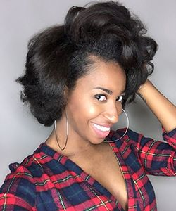 Why Your Flat-Ironed Hair Lacks Body