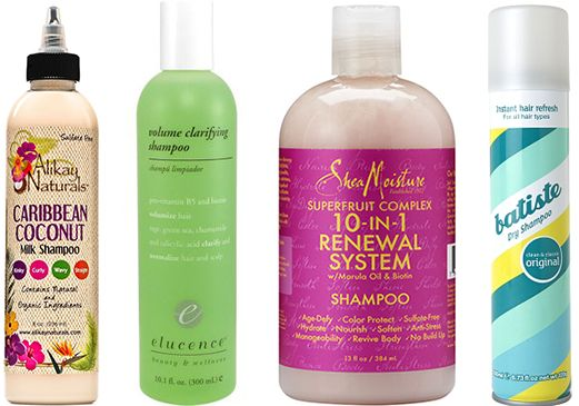 5 Types of Shampoos Every Curly Girl Should Know | NaturallyCurly com