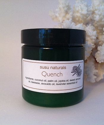 susu natural oils conditioner