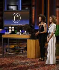 Shark Tank Has Its First Curly Hair Entrepreneur