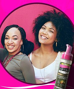 All Textures Welcome: Smooth 'N Shine Has What Your Natural Hairstyles Need
