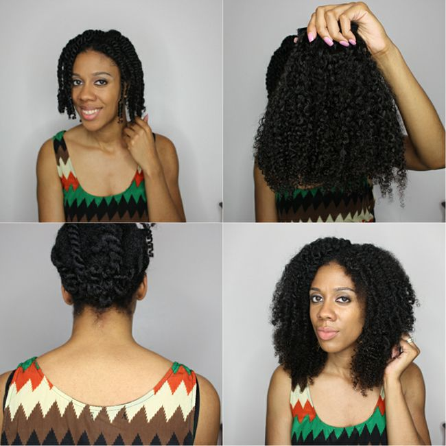 The Trick To Blending Your Extensions Like A Boss Naturallycurly