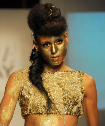 Style and Grace: Mielle Organics at Texture on the Runway 2017