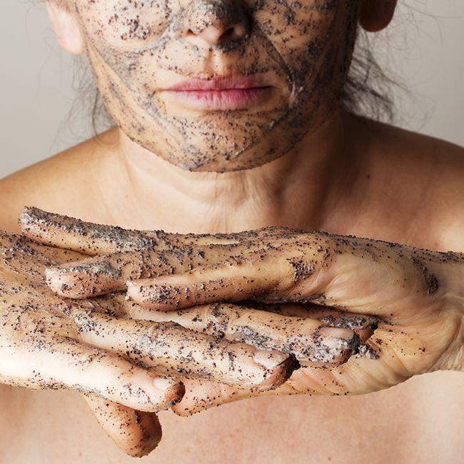 Homemade Exfoliating Dry Scalp Treatment | NaturallyCurly com