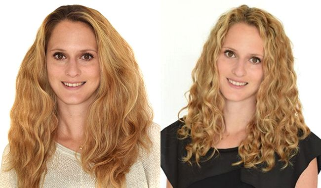 How To Style Permed Hair After Shower Classy 5 Ways To Make Your Wavy Hair Look Curlier  Naturallycurly