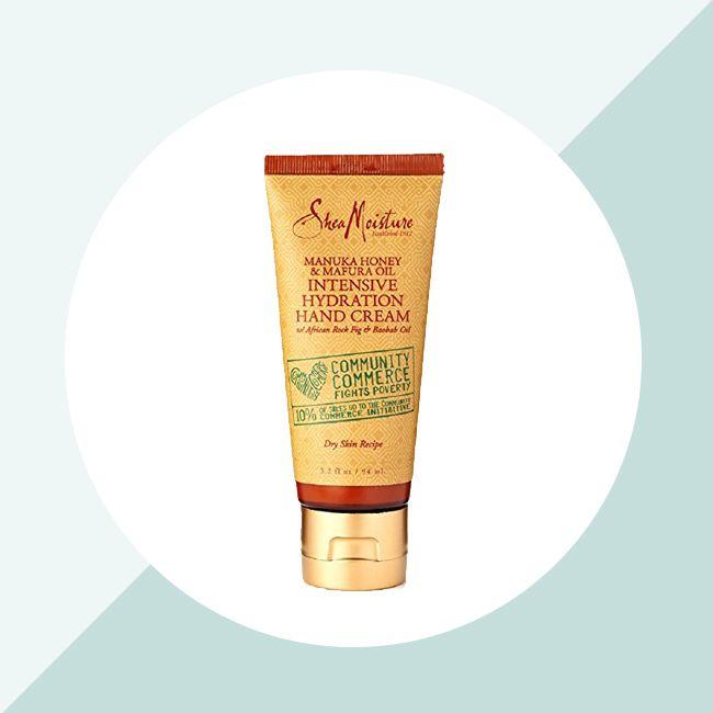 SheaMoisture Manuka Honey Hand Cream