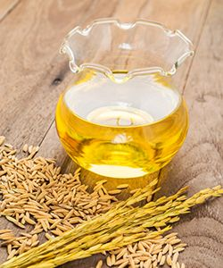 Rice Bran Oil: Natural Sun Protection for Your Hair