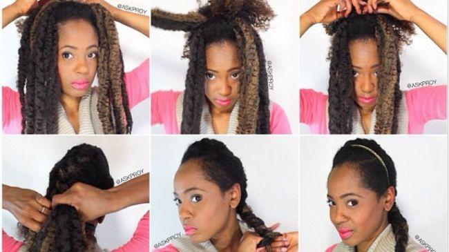 hair manipulation