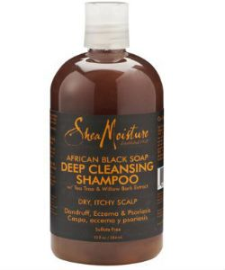 sheamoisture african black soap shampoo