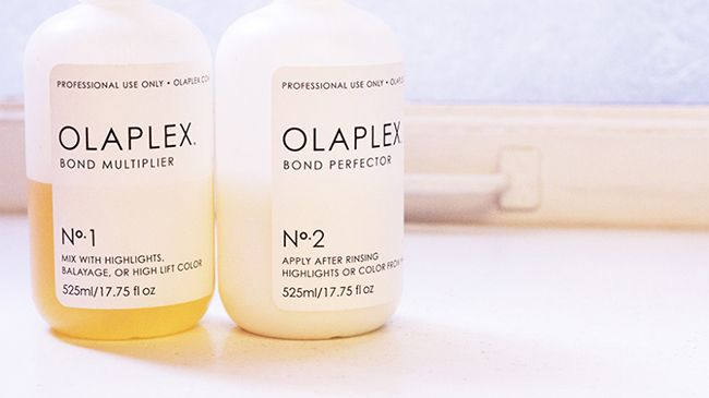 olaplex game changer for colored hair