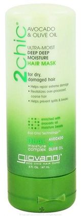 giovanni 2 chic deep conditioner with avocado