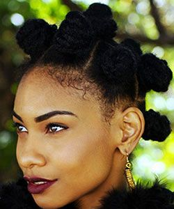 21 Most Popular Natural Hairstyles