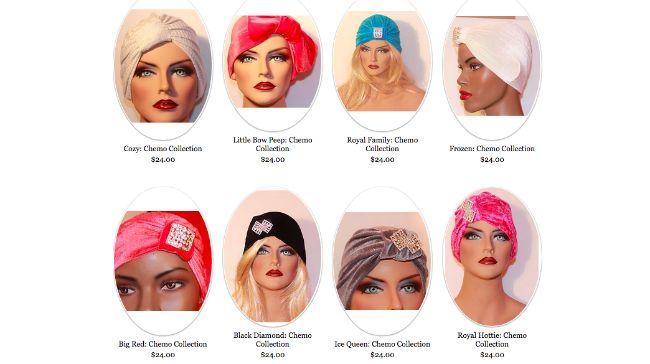 cancer turban models