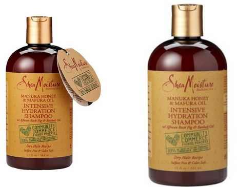 sheamoisture hydration shampoo