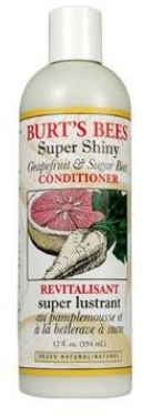 burts bees grapefruit and beet conditioner