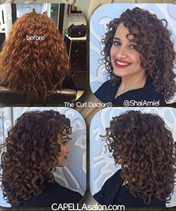 15 Curly Hair Transformations You Have to See to Believe