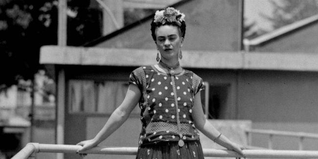 frida kahlo, latina feminist icon