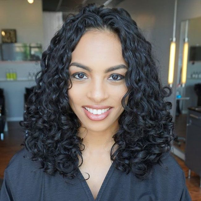 7 Styling Tricks To Stop Pyramid Head Naturallycurly Com