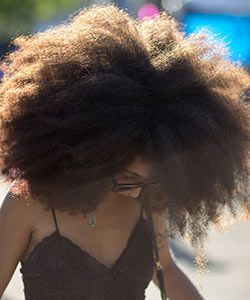 What Does Your Afro Say About You?