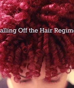 What to Do When You Fall Off the Healthy Hair Wagon