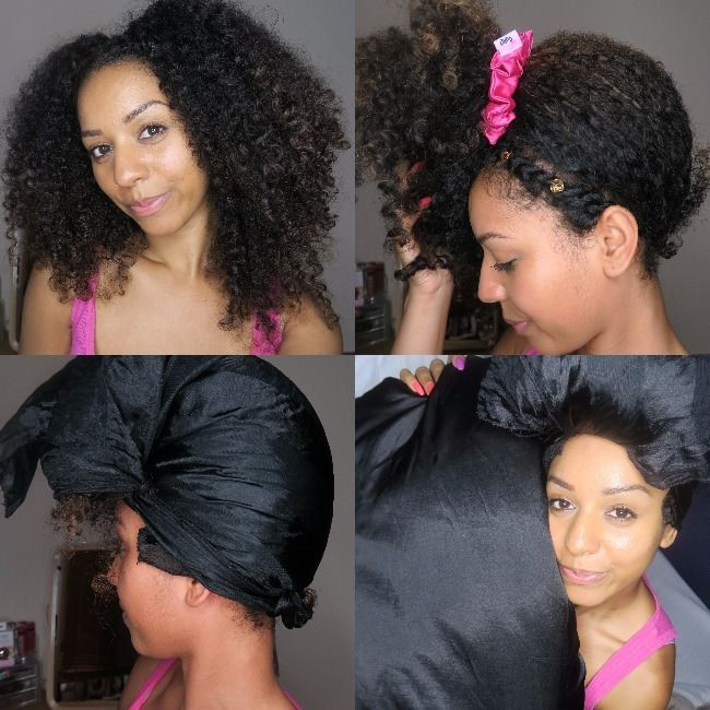 How I Preserve My Curl Definition Overnight Naturallycurly Com