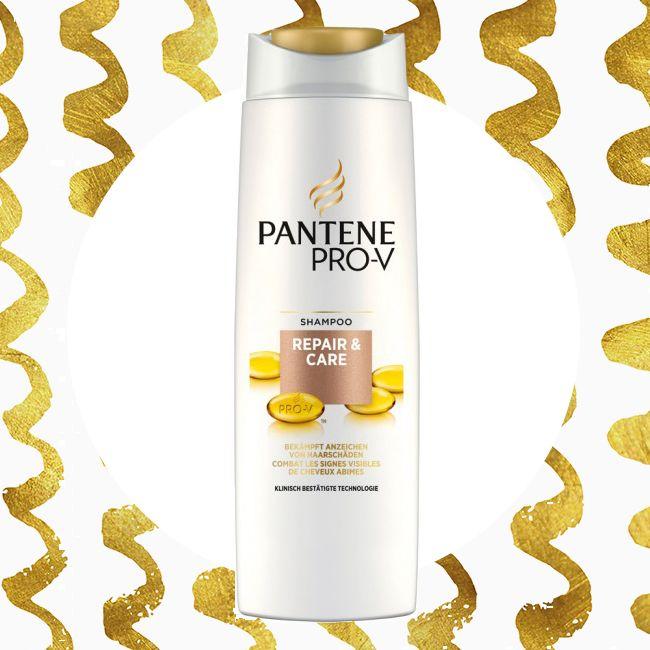 pantene pro-v new shampoo formula