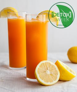 Juice Detox Recipe for Hair Growth