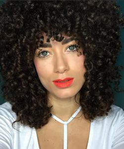 (Almost) Every Curly Girl Has One Of These Bad Habits...