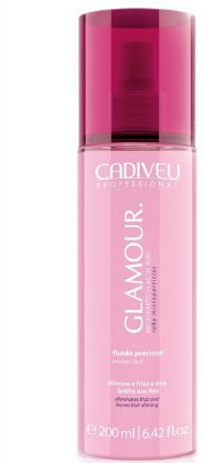 cadivue glamour precious fluid for hair