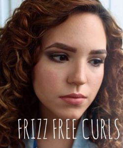 WATCH: How to Smooth Frizzy Curls