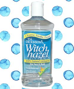 Benefits of Witch Hazel for Natural Hair