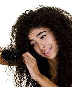 6 Signs You're Brushing Your Hair Wrong