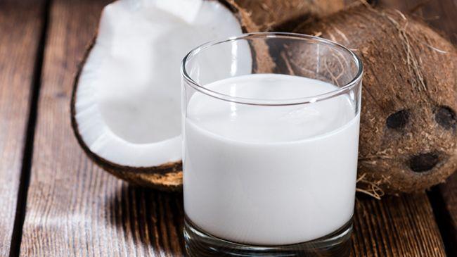 coconut milk hair treatment