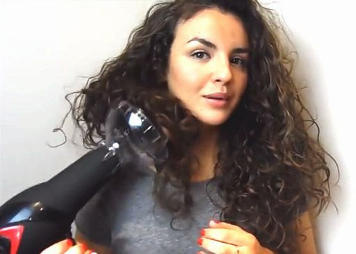 What Does A Diffuser Do Prevents Heat Damage And Help Maintain Curls In Great