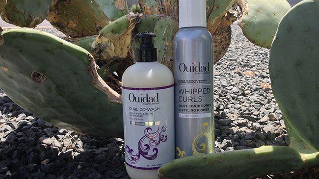 ouidad daily conditioner versus ouidad cowash