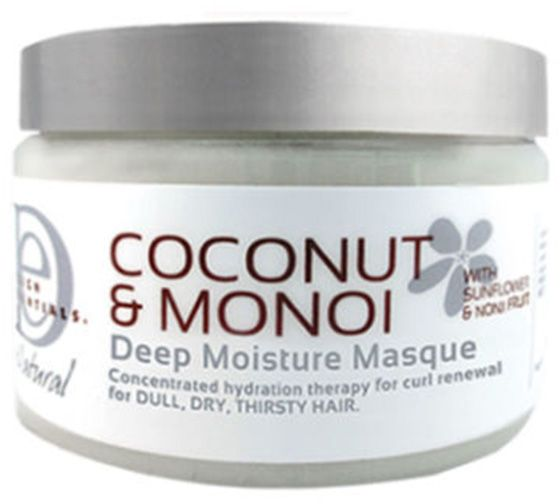 Design Essentials Coconut & Monoi Deep Moisture Masque, SHOP NaturallyCurly