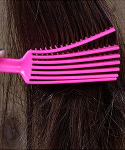 Why Women are Using Horse Brushes for Their Curly Hair