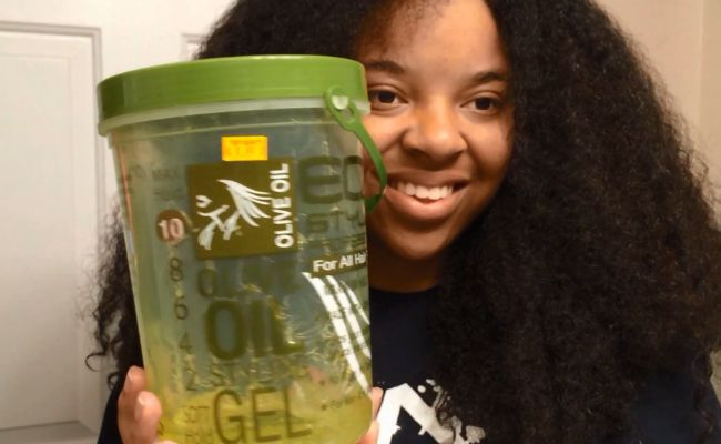 Olive Oil Eco Styler Gel