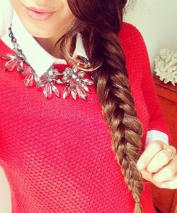 New Year, New Braid: Try the Reverse Fishtail