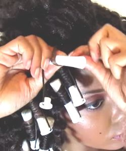 How to Curl Your Marley Hair Without Boiling Water