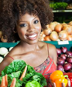 5 Hair Healthy Foods that are In Season Right Now