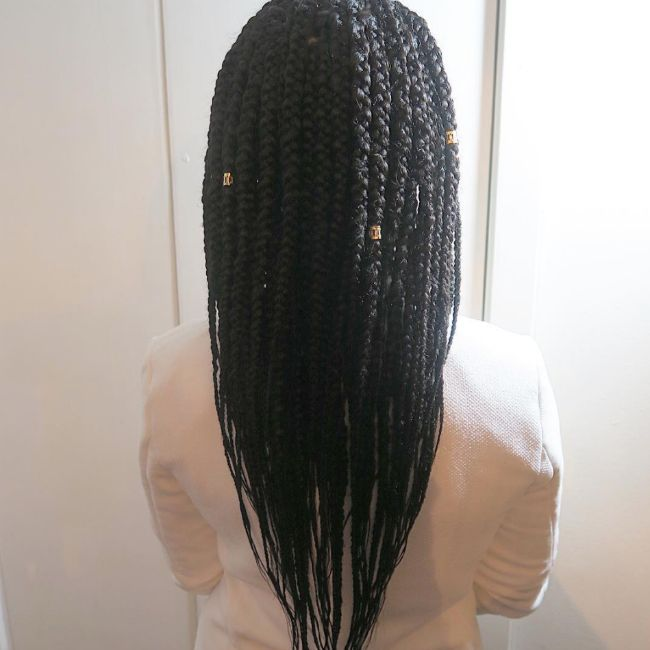 Where To Get Your Afro Textured Hair Braided In London